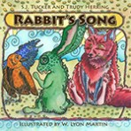 Illustrated Children's Book: Rabbit's Song