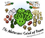 T-shirts: The Notorious Salad of Doom