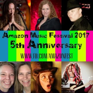 Fayetteville, AR: Amazon Women's Music Festival 2017 @ UU Fellowship of Fayetteville | Fayetteville | Arkansas | United States