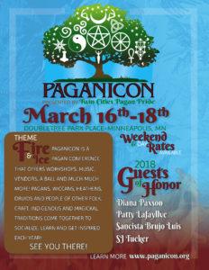 Minneapolis: Paganicon @ Doubletree Park Place | Minneapolis | Minnesota | United States