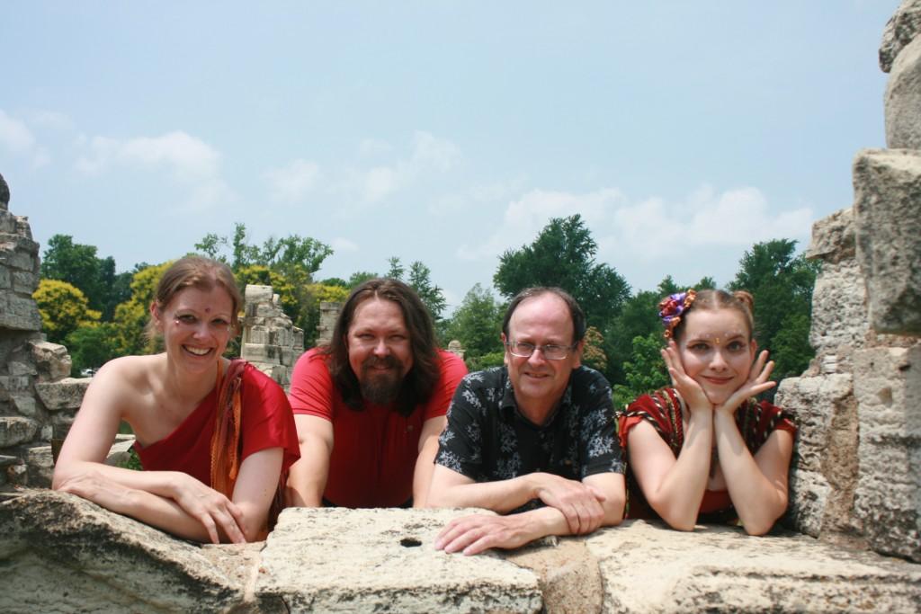 Heather, Ben, John, Sooj