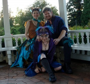 DFW: Tricky Pixie at FenCon 2015 @ The Westin Hotel DFW Airport | Irving | Texas | United States