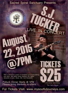 Ethel, WA: Sultry Summer Solo Show presented by SSS @ Sacred Spiral Sanctuary | Ethel | Washington | United States