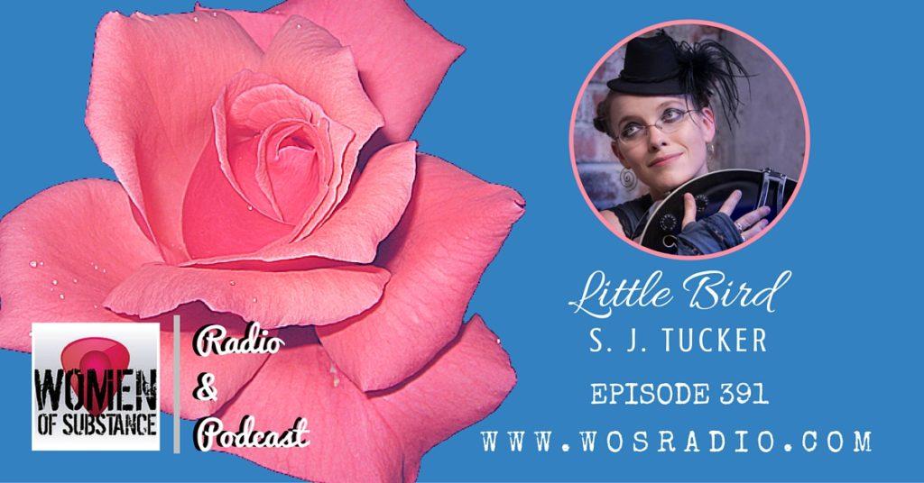 SJTucker-LittleBird-WOS-Radio-Podcast
