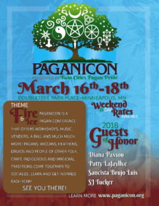 Minneapolis: Paganicon @ Doubletree Park Place | Minneapolis | Minnesota | United States