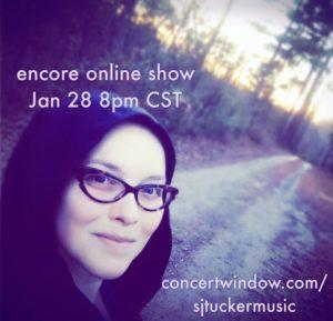 Encore Online Show @ Sooj's Concert Window channel