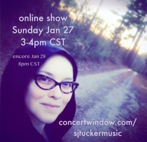 Afternoon Online Concert @ Sooj's Concert Window channel