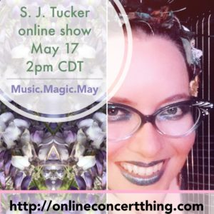 Online Show: Music.Magic.May with Sooj @ Online Concert Thing