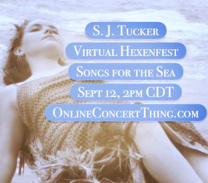 Online Show: Sooj sings Songs for the Sea, Virtual Hexenfest 2020 @ Online Concert Thing