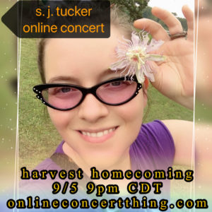 Online Show: Harvest Homecoming @ Online Concert Thing