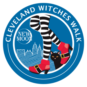 Outdoor, Distanced Concert: Cleveland Witches Walk 2021 @ Step off at The New Moon store